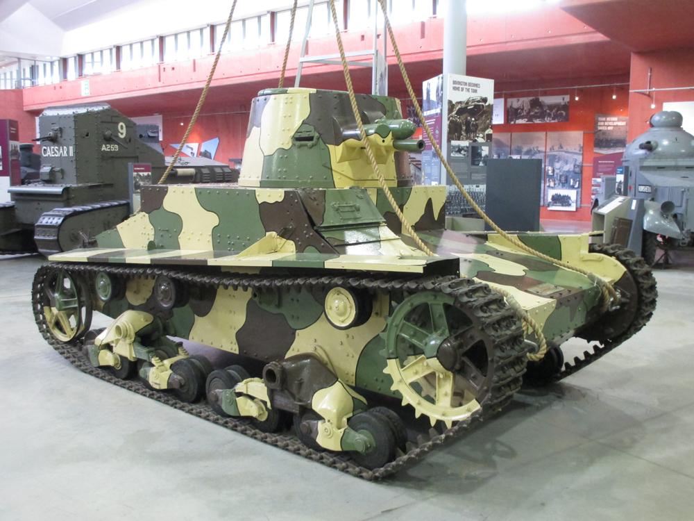ボービントン戦車博物館 014