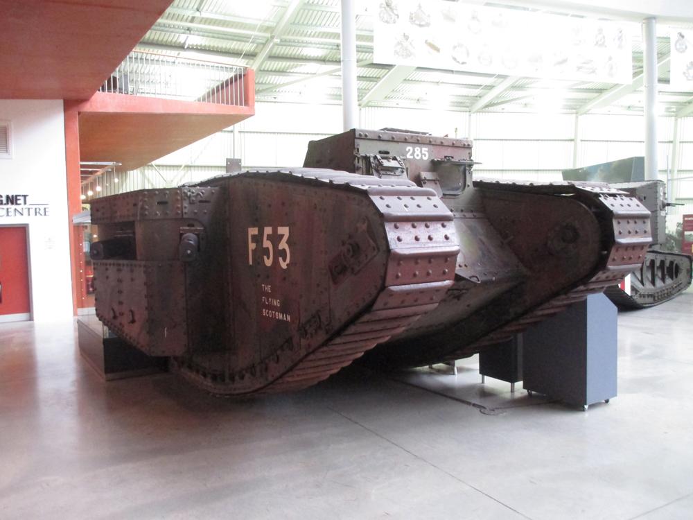 ボービントン戦車博物館 019