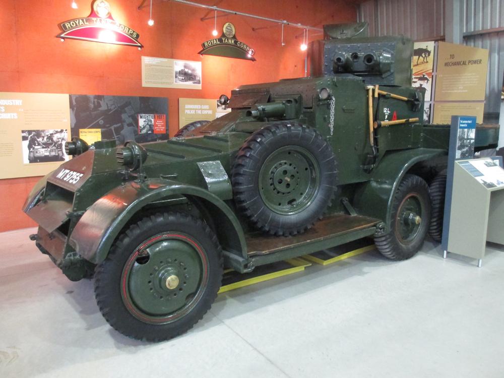 ボービントン戦車博物館 017