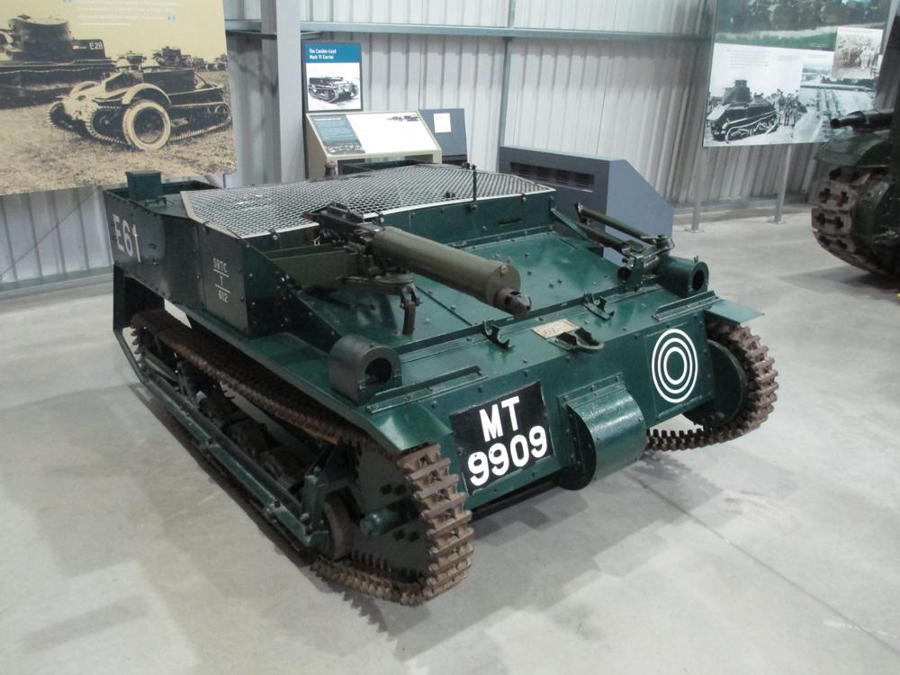ボービントン戦車博物館 016