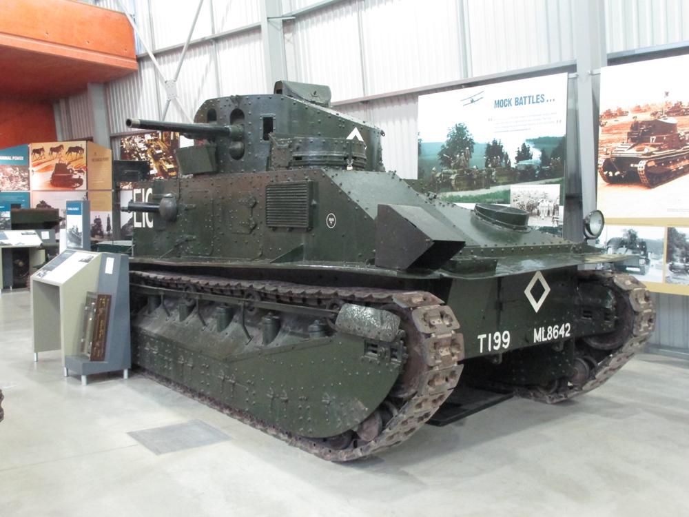 ボービントン戦車博物館 015