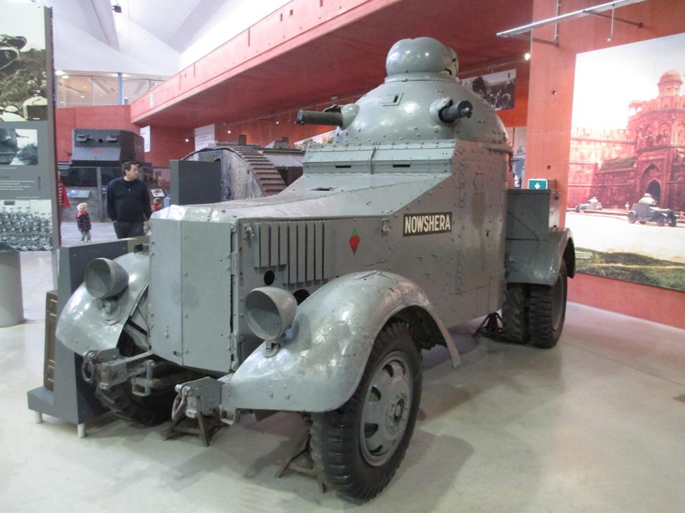 ボービントン戦車博物館 018