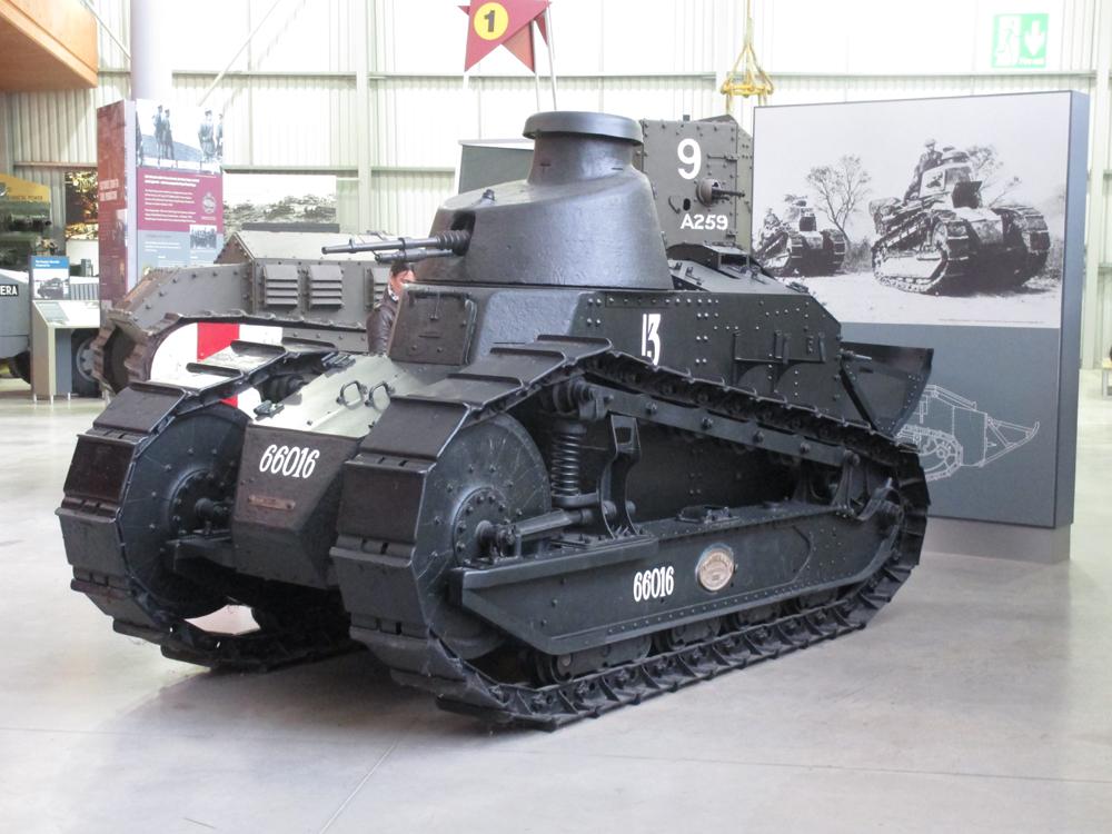 ボービントン戦車博物館 021-1