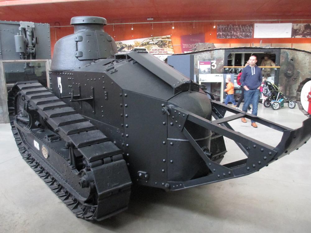 ボービントン戦車博物館 021-2