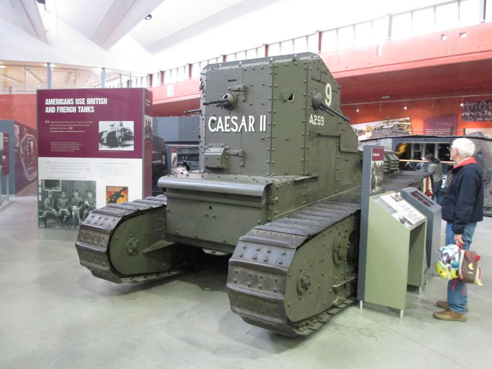 ボービントン戦車博物館 020