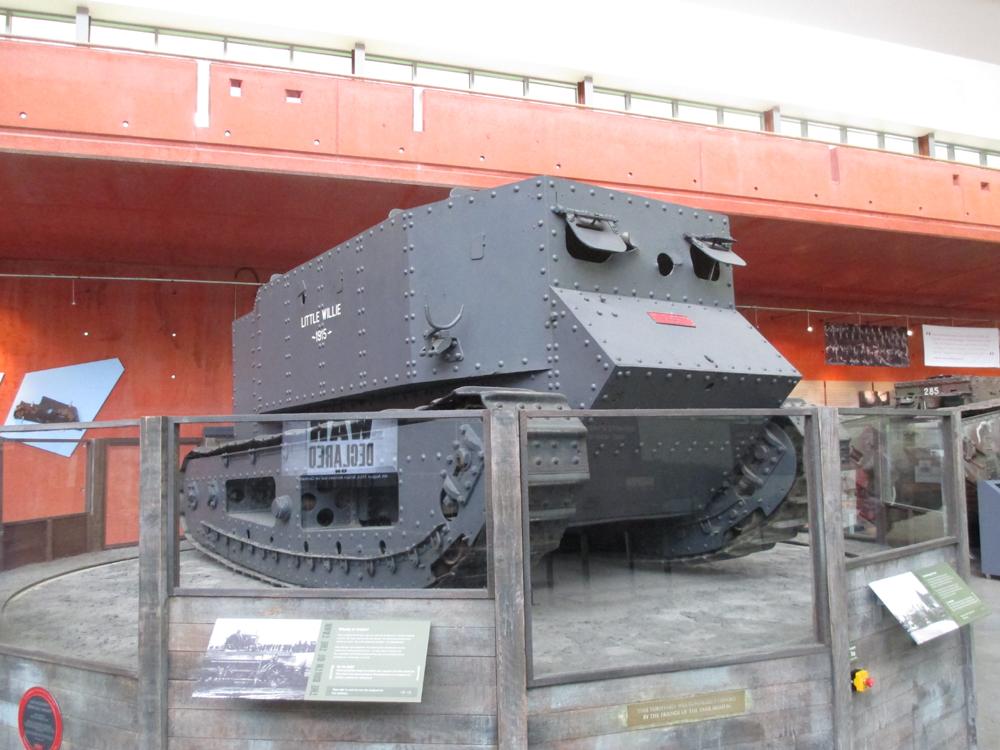 ボービントン戦車博物館 022
