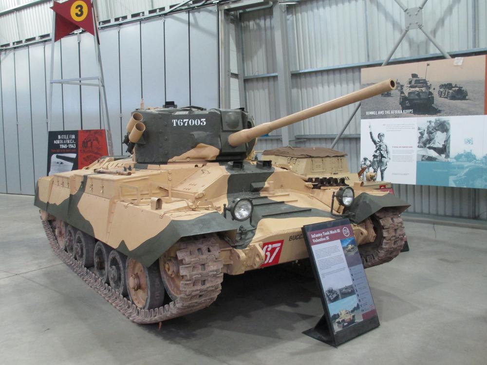 ボービントン戦車博物館 025
