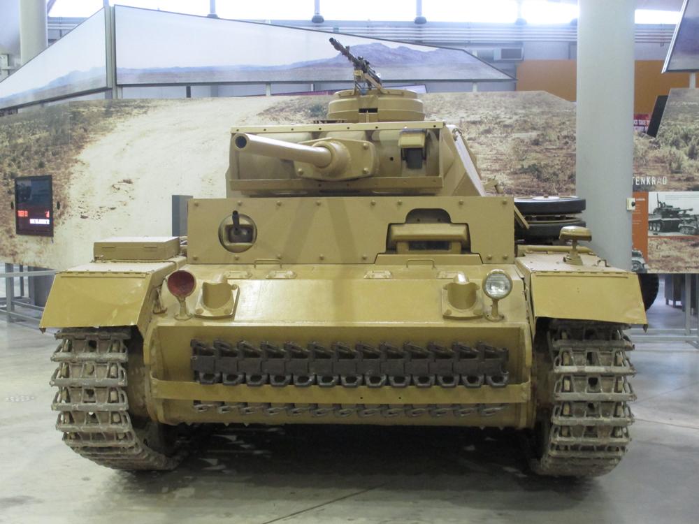 ボービントン戦車博物館 024-1