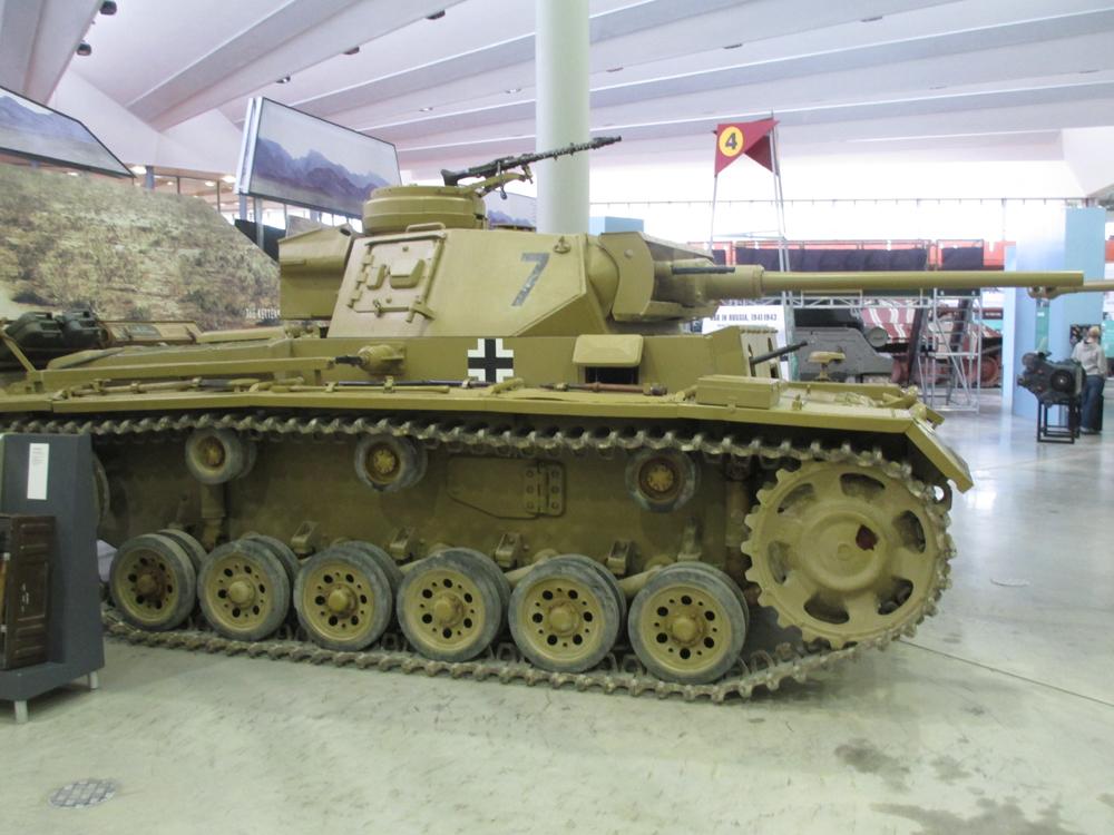 ボービントン戦車博物館 024-3