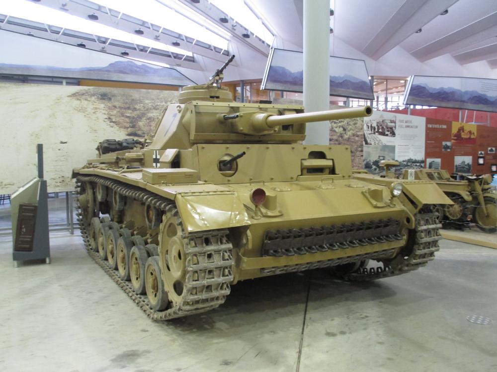 ボービントン戦車博物館 024-2