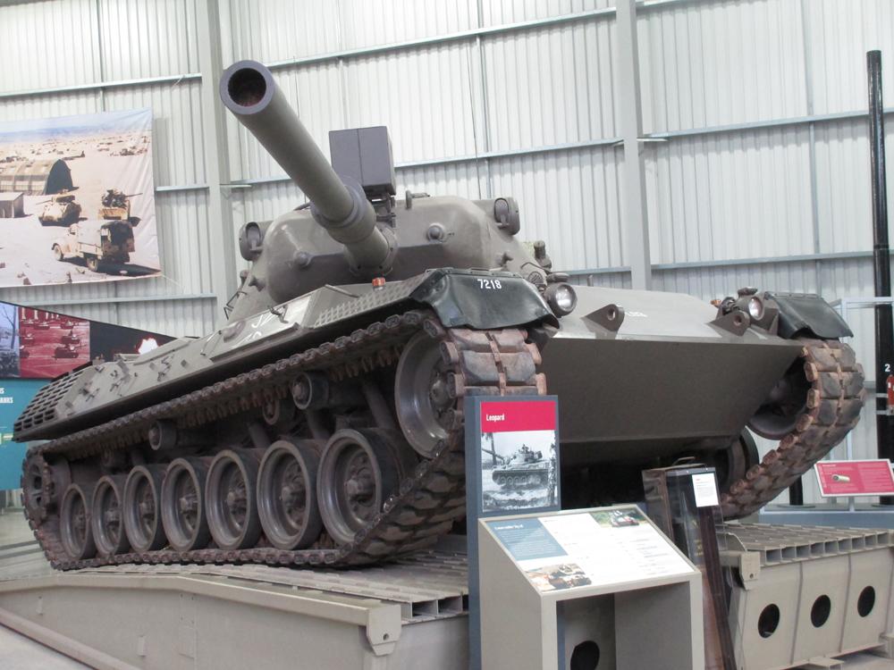 ボービントン戦車博物館 028