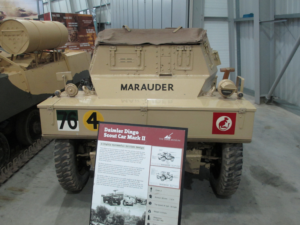 ボービントン戦車博物館 026-2