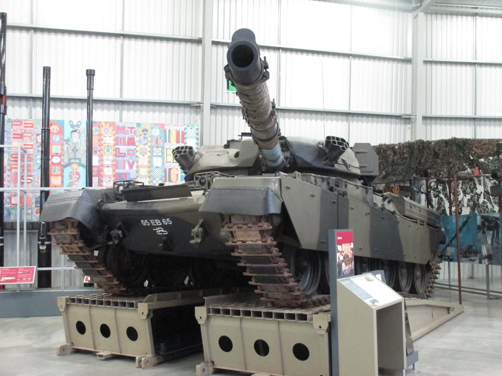 ボービントン戦車博物館 029
