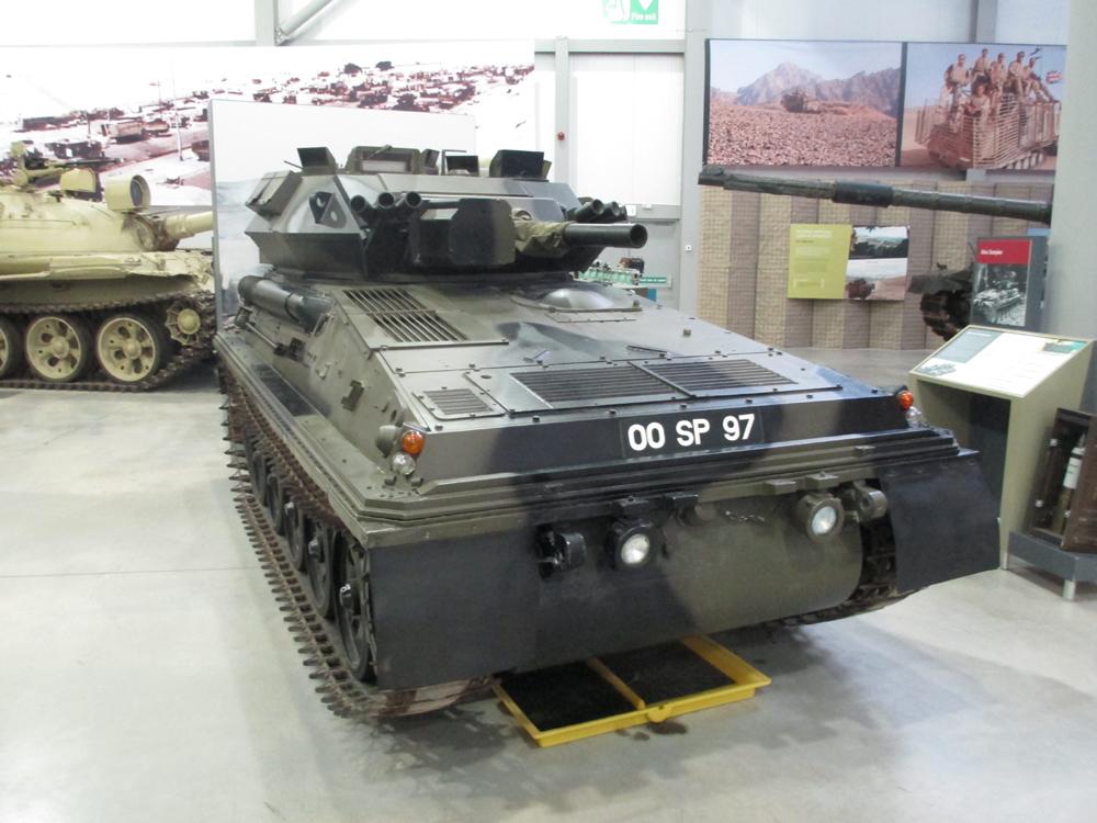 ボービントン戦車博物館 030