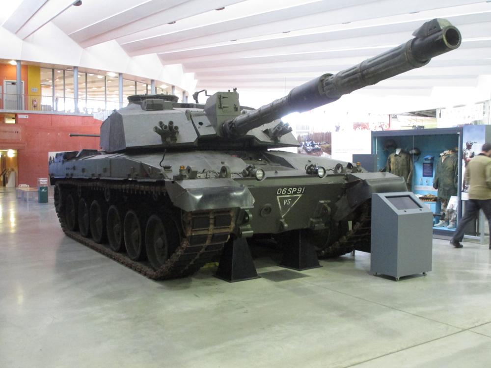 ボービントン戦車博物館 032
