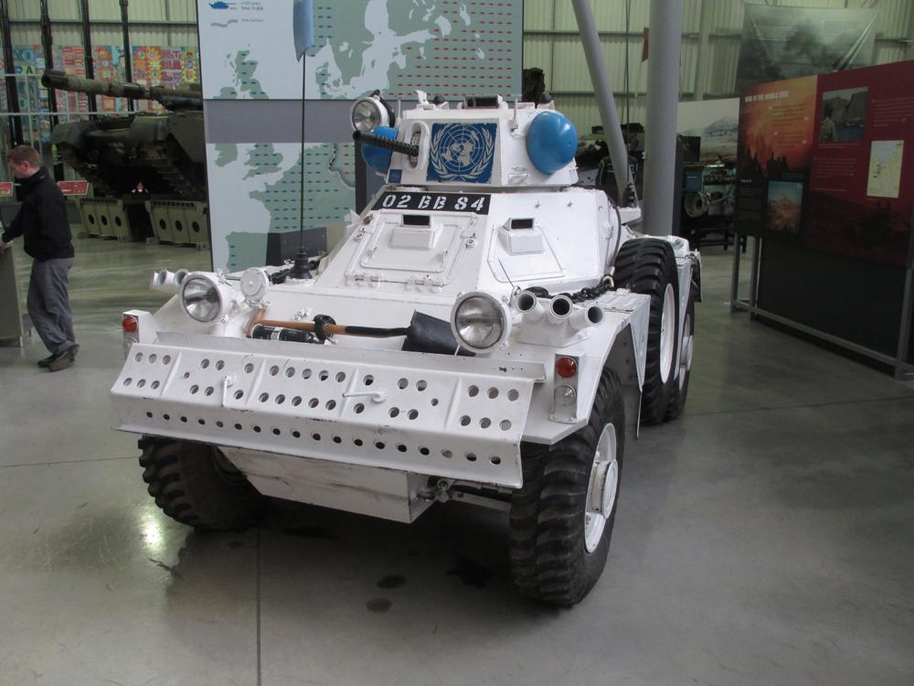 ボービントン戦車博物館 033