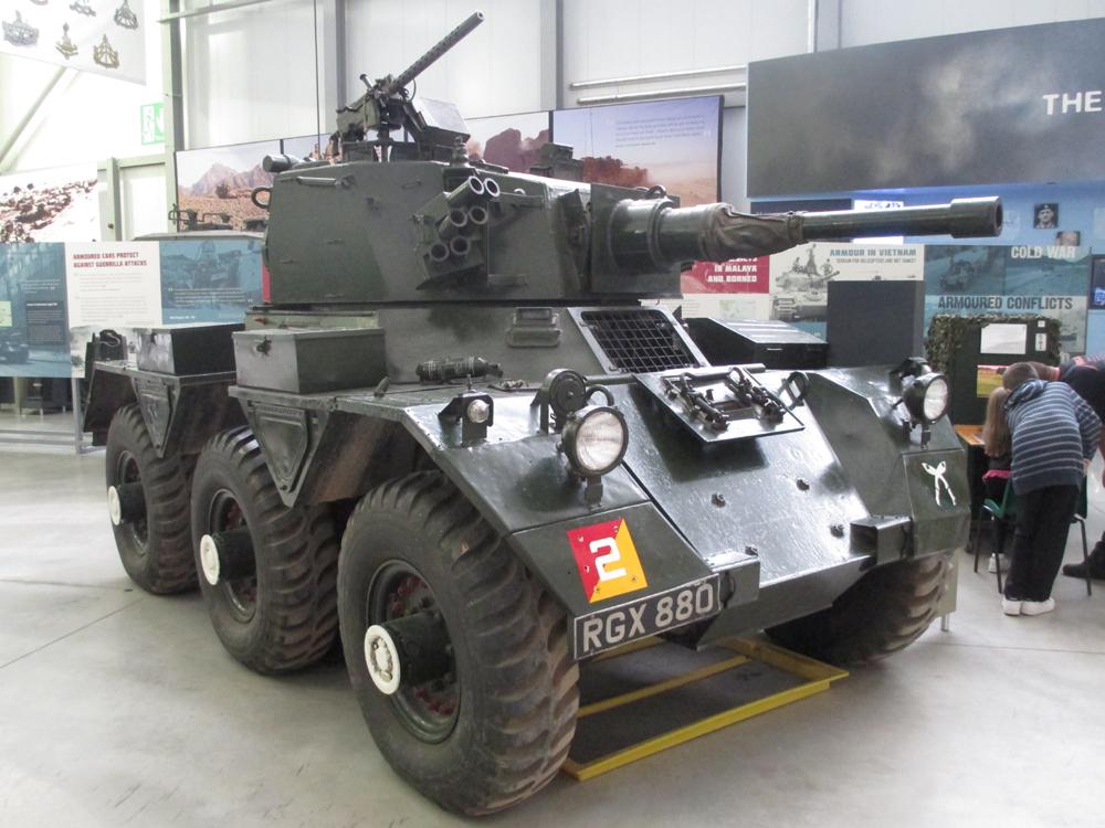 ボービントン戦車博物館 034