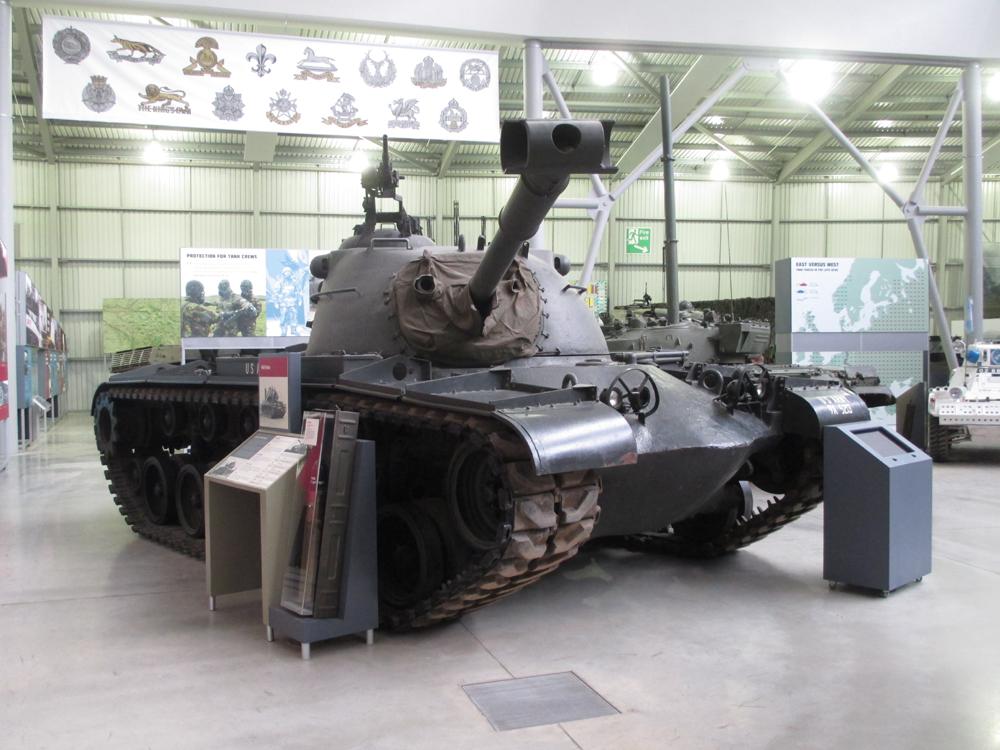 ボービントン戦車博物館 035