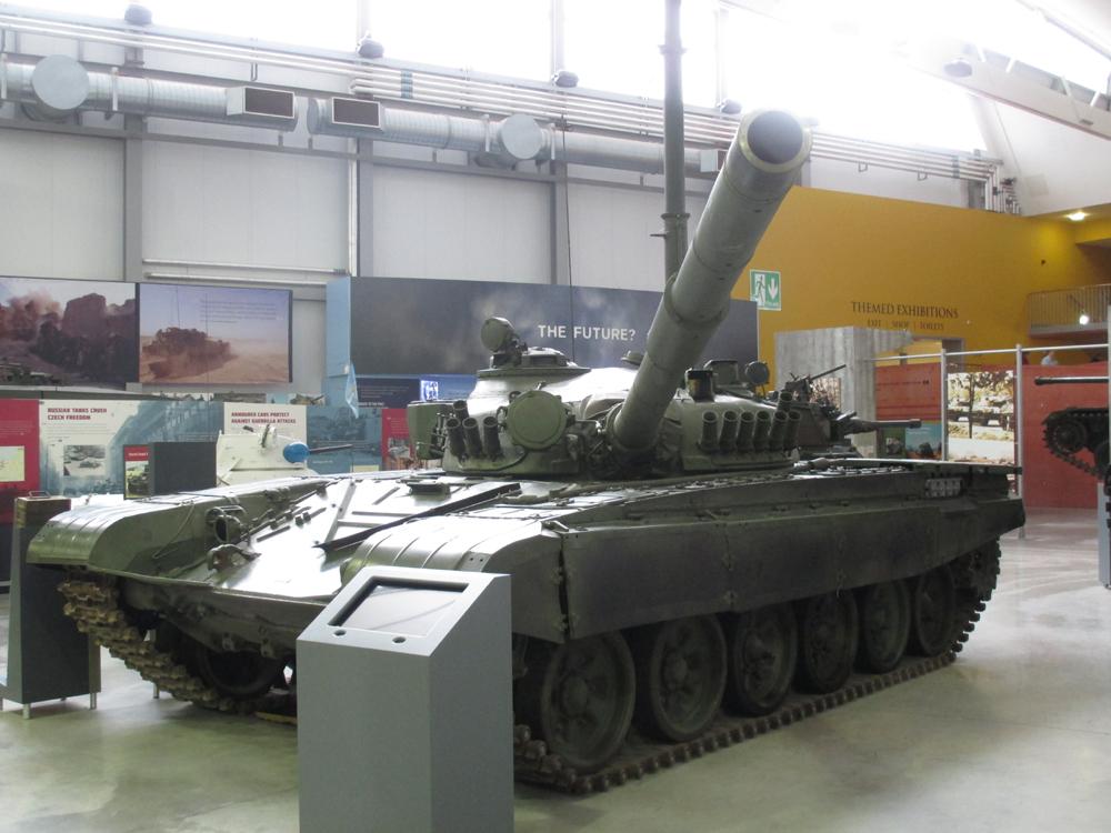 ボービントン戦車博物館 036