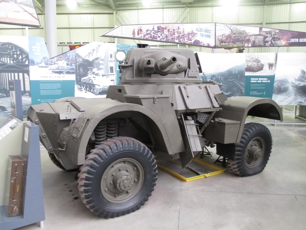ボービントン戦車博物館 037