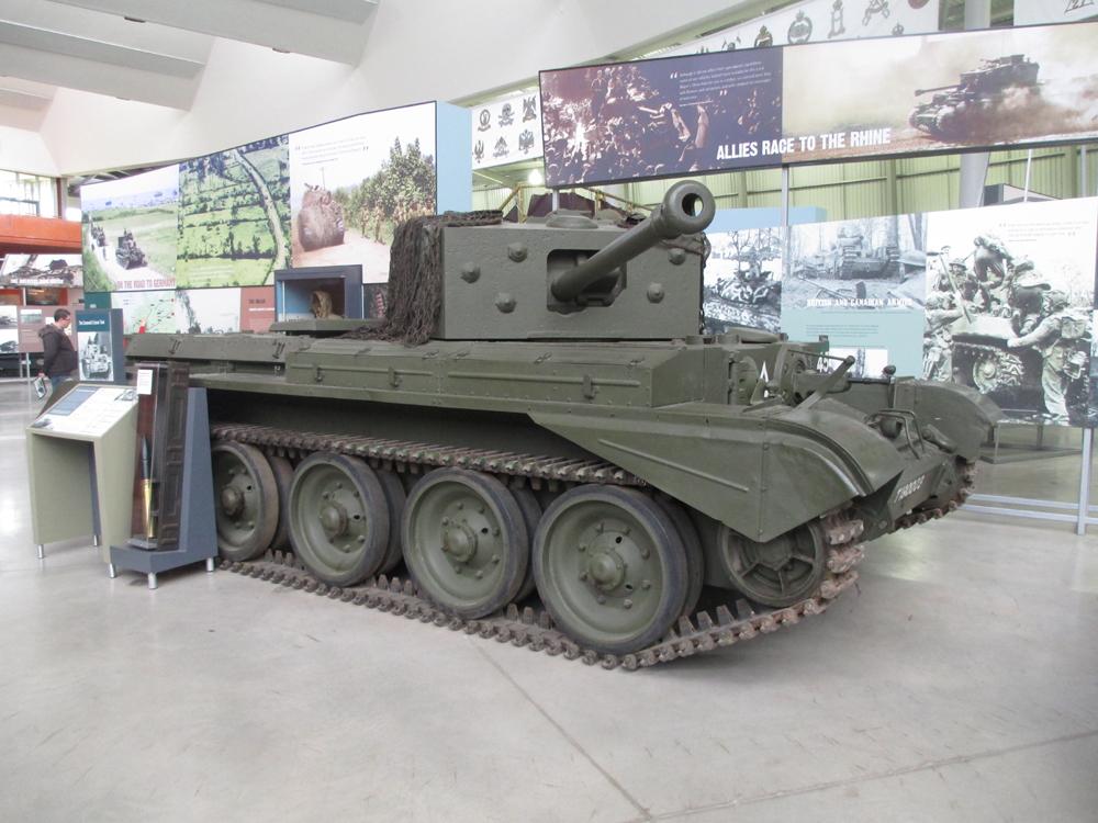ボービントン戦車博物館 038