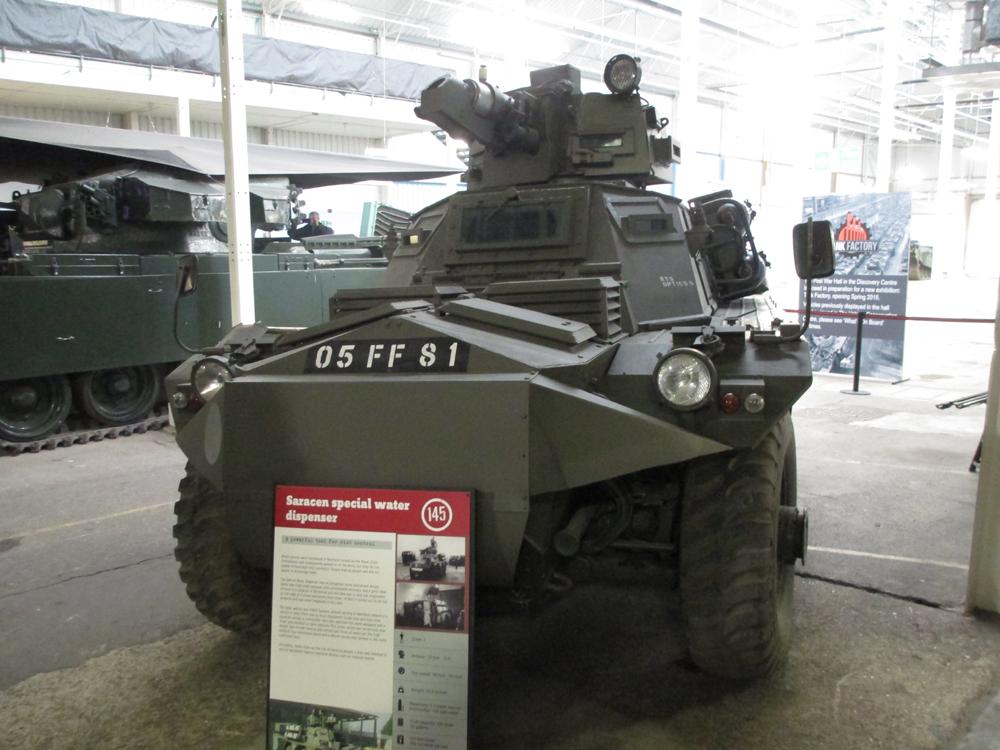 ボービントン戦車博物館 040