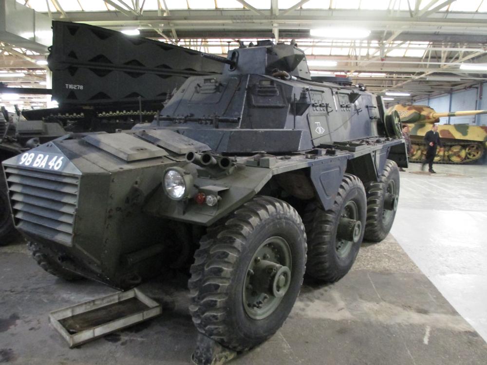 ボービントン戦車博物館 039