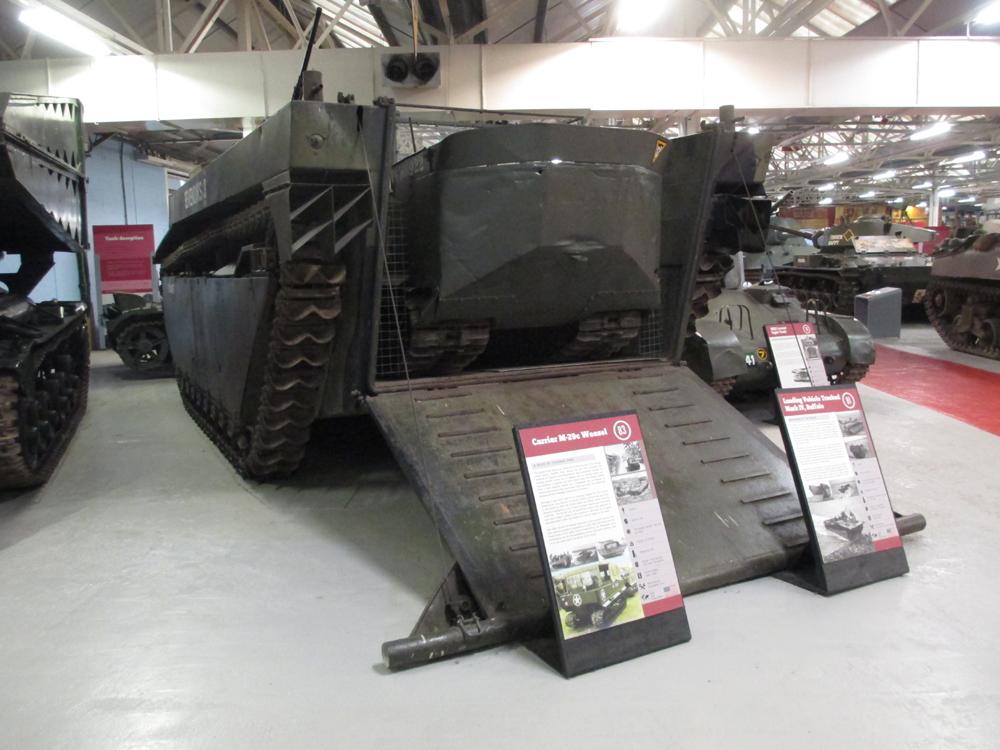 ボービントン戦車博物館 043