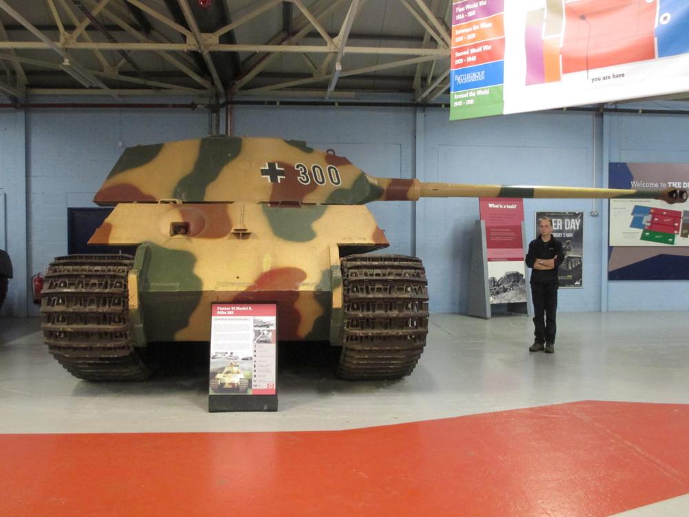 ボービントン戦車博物館 041-3