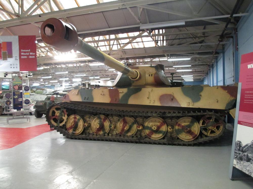 ボービントン戦車博物館 041-1