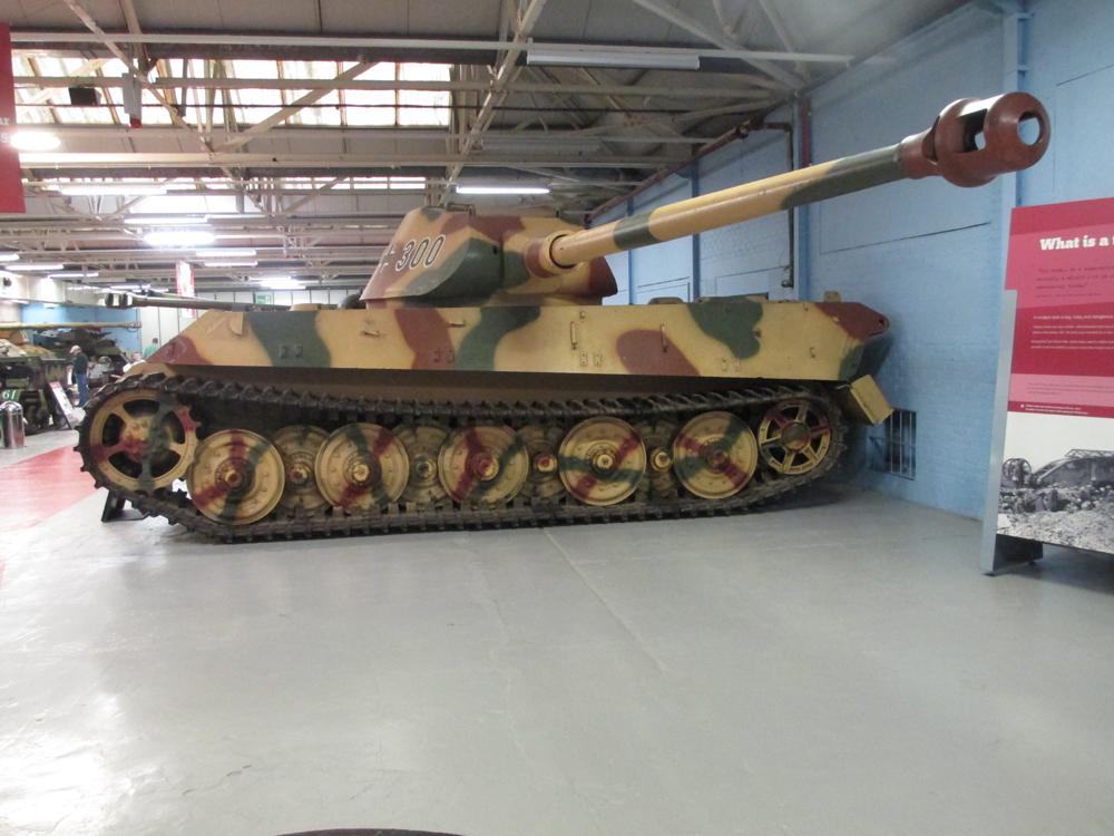ボービントン戦車博物館 041-2