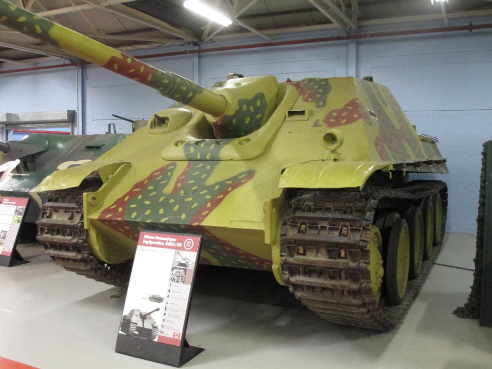 ボービントン戦車博物館 046-1