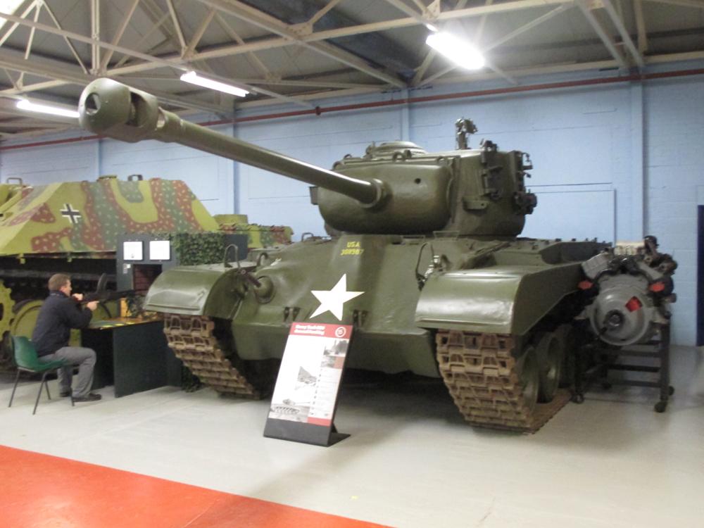ボービントン戦車博物館 045