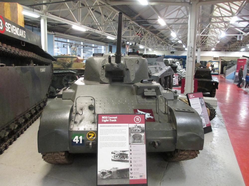ボービントン戦車博物館 044-1