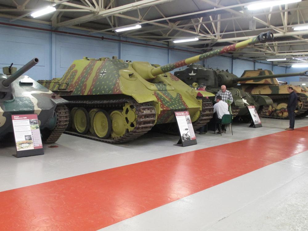 ボービントン戦車博物館 046-2