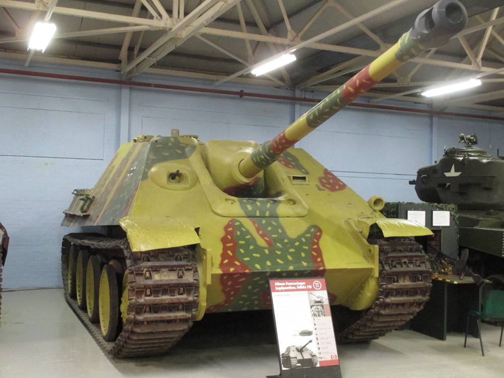 ボービントン戦車博物館 046-3