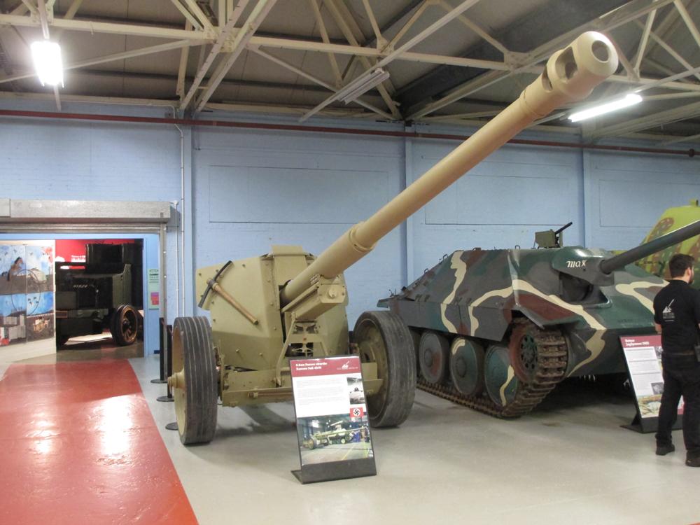 ボービントン戦車博物館 048