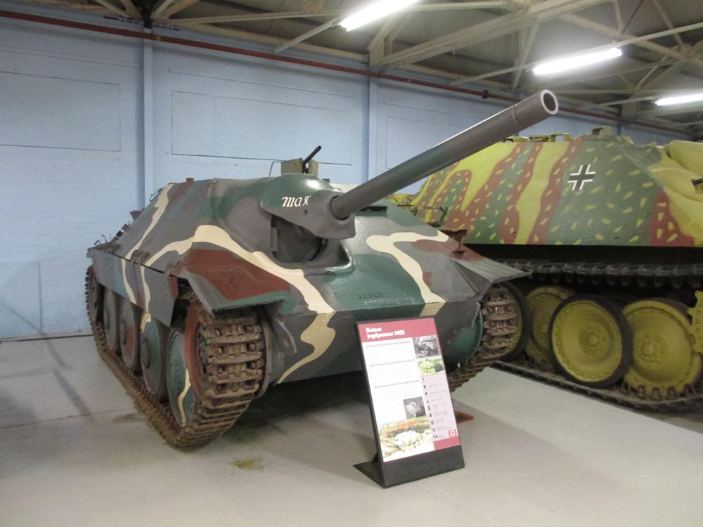 ボービントン戦車博物館 047