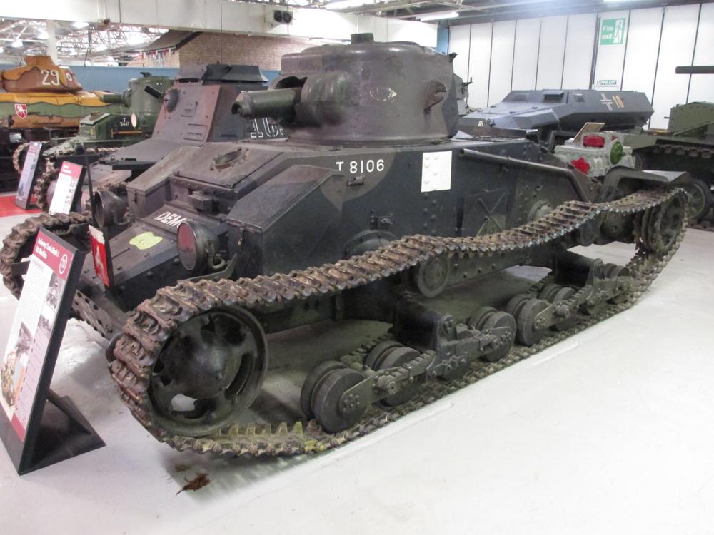 ボービントン戦車博物館 049
