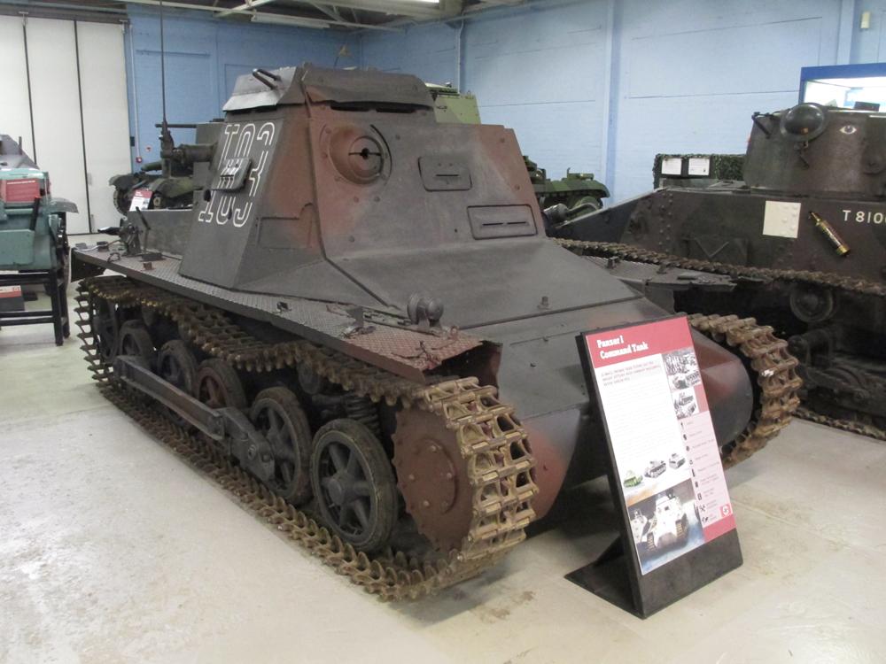 ボービントン戦車博物館 050