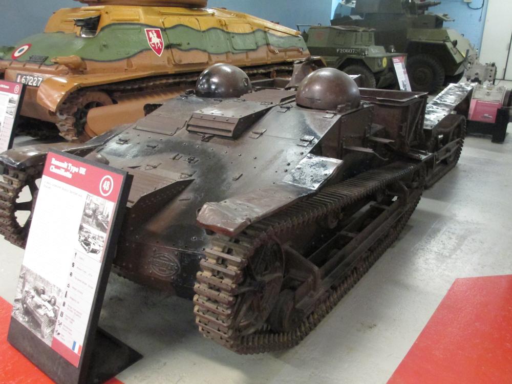 ボービントン戦車博物館 052
