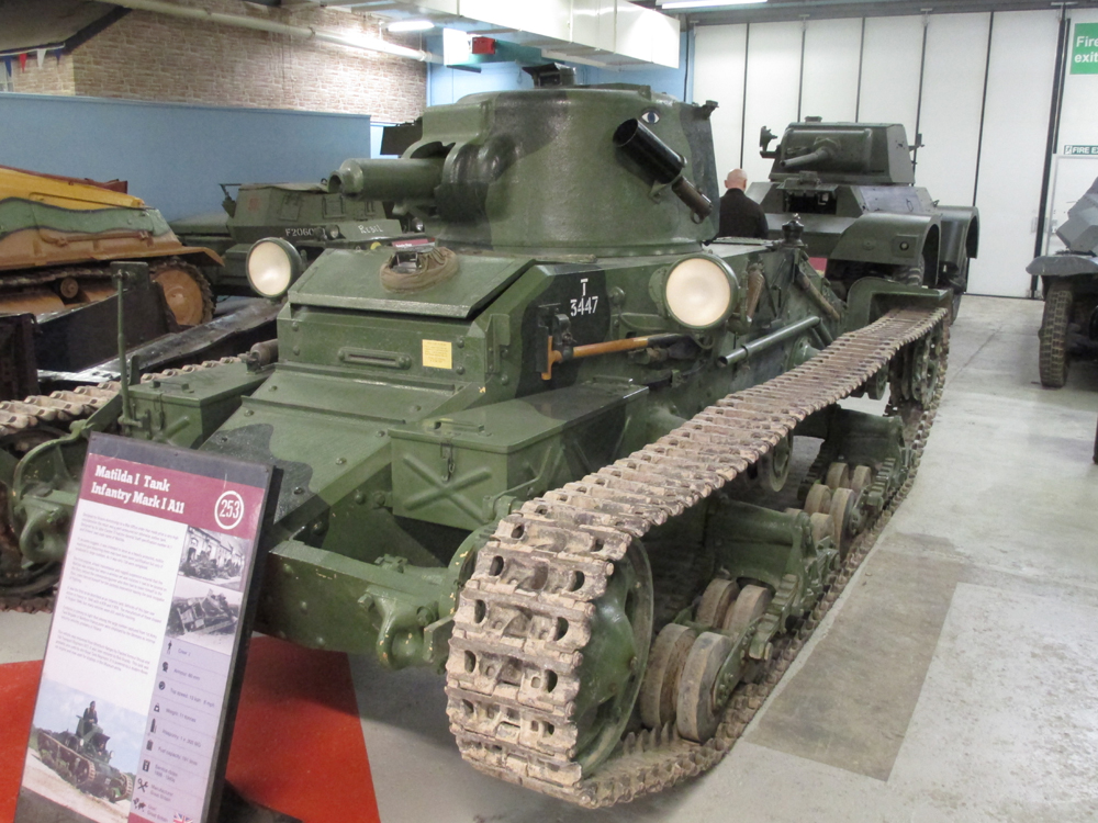 ボービントン戦車博物館 051