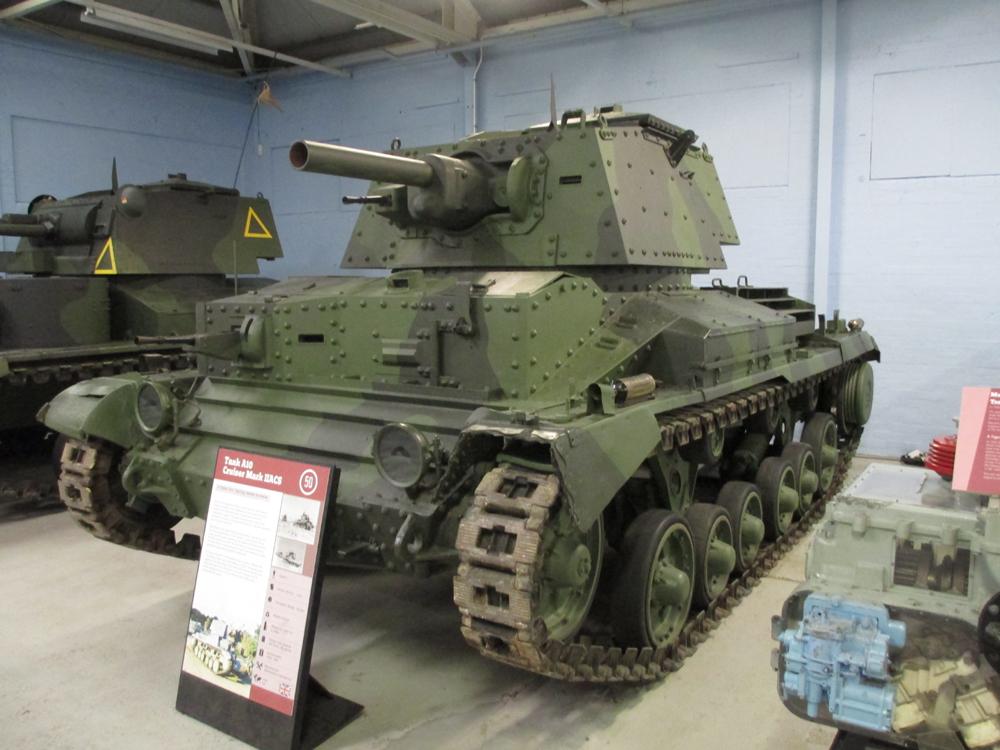 ボービントン戦車博物館 053