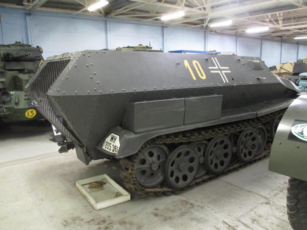 ボービントン戦車博物館 054-2