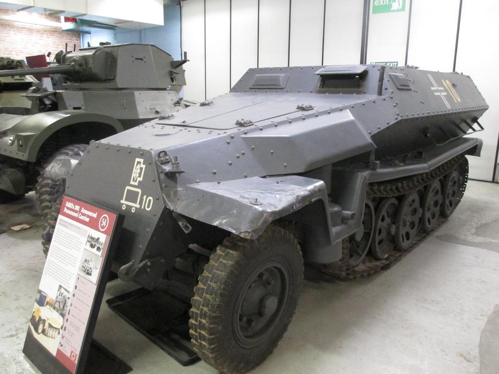 ボービントン戦車博物館 054-1