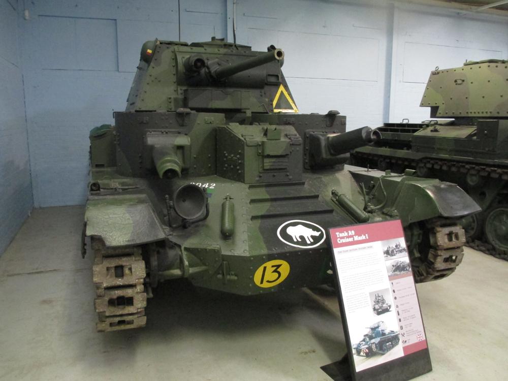 ボービントン戦車博物館 055