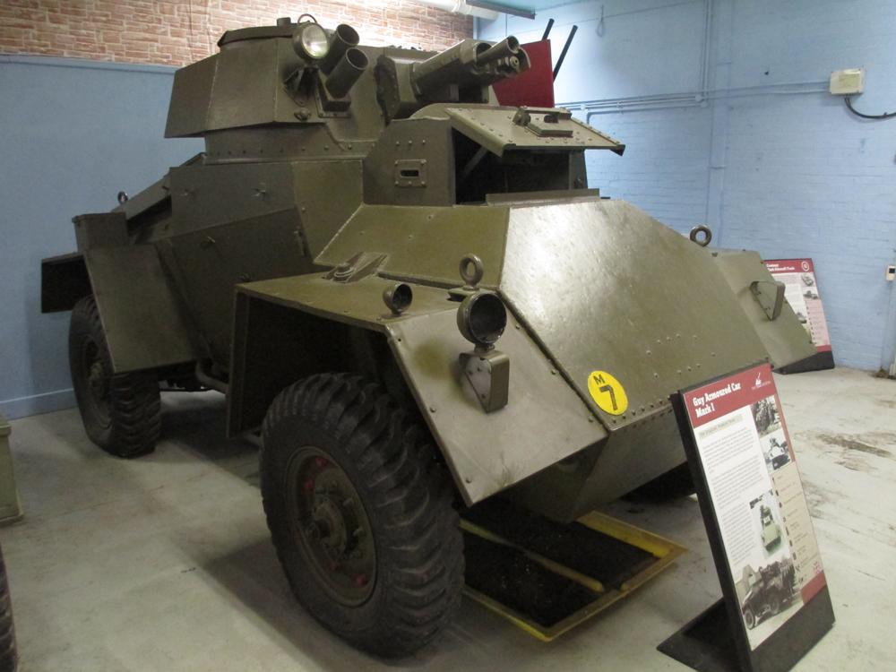 ボービントン戦車博物館 056