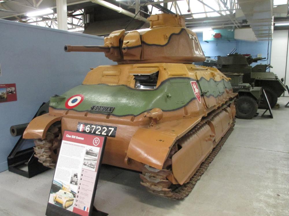 ボービントン戦車博物館 058