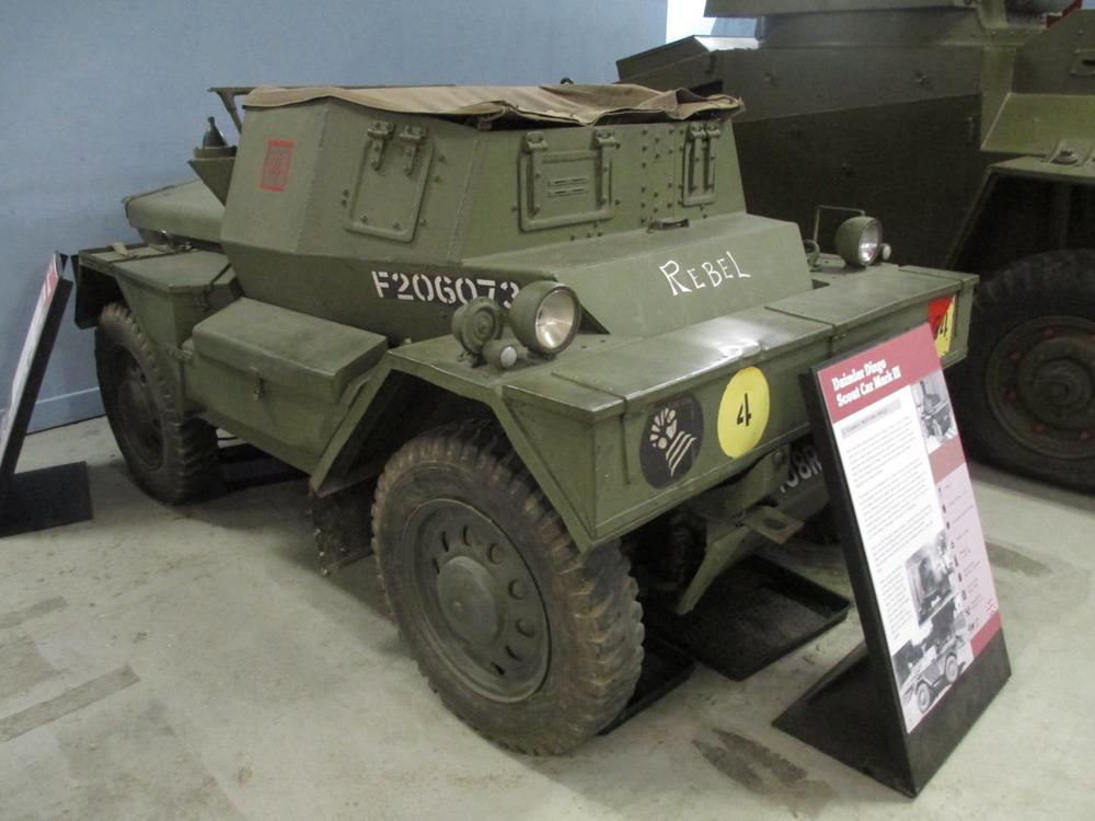 ボービントン戦車博物館 057