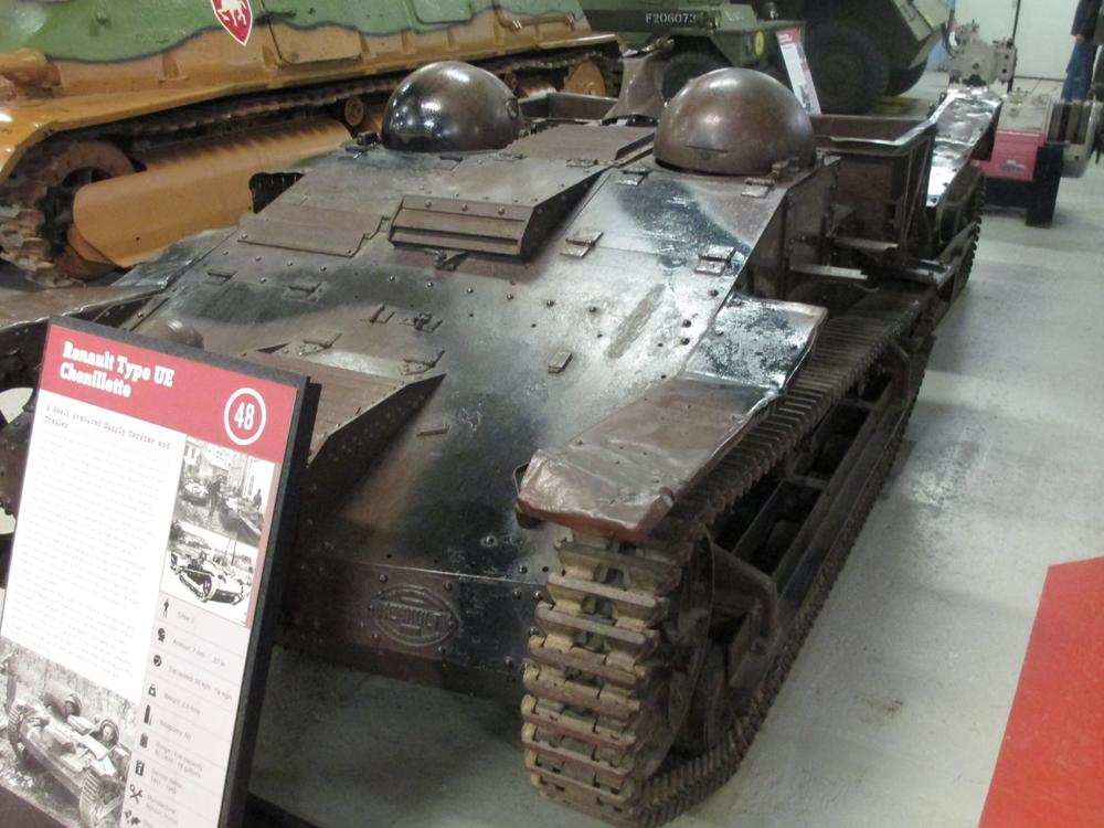 ボービントン戦車博物館 059
